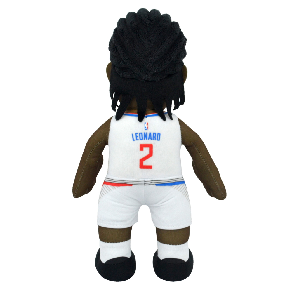 LOS ANGELES CLIPPERS(NBA) ロサンゼルスクリッパーズ - Kawhi Leonard  #2 / フィギュア・人形 【公式 / オフィシャル】