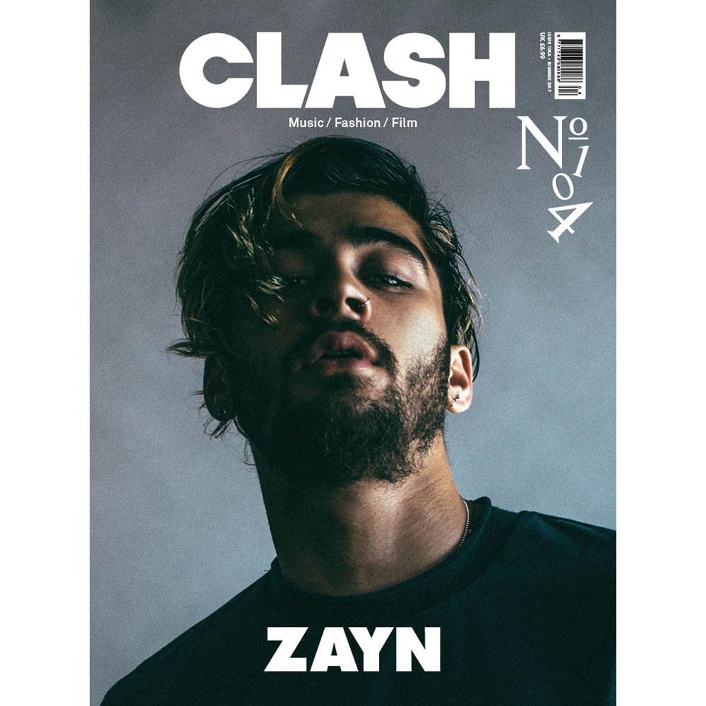 ZAYN MALIK ゼインマリク - Clash / 雑誌・書籍
