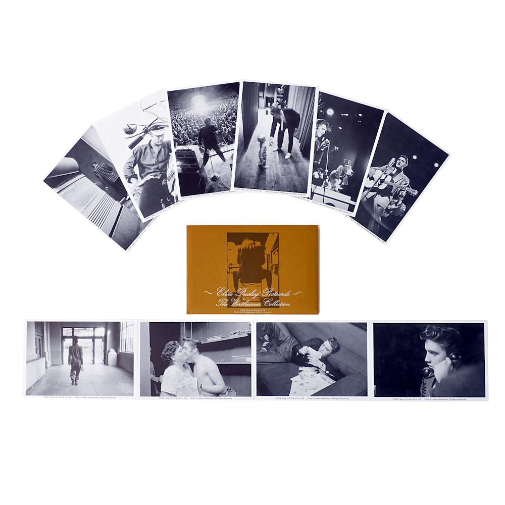 ELVIS PRESLEY エルヴィスプレスリー (生誕85周年記念 ) - 日本限定公式商品 ELVIS50s ポストカード10枚セット+封筒A / ポストカード・レター 【公式 / オフィシャル】