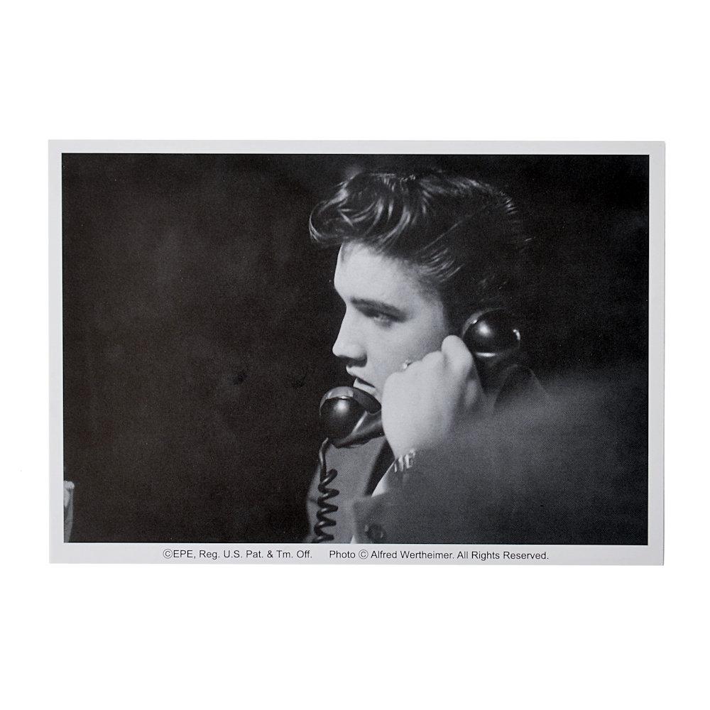 ELVIS PRESLEY エルヴィスプレスリー (RCAデビュー65周年記念 ) - 日本限定公式商品 ELVIS50s ポストカード10枚セット+封筒A / ポストカード・レター 【公式 / オフィシャル】