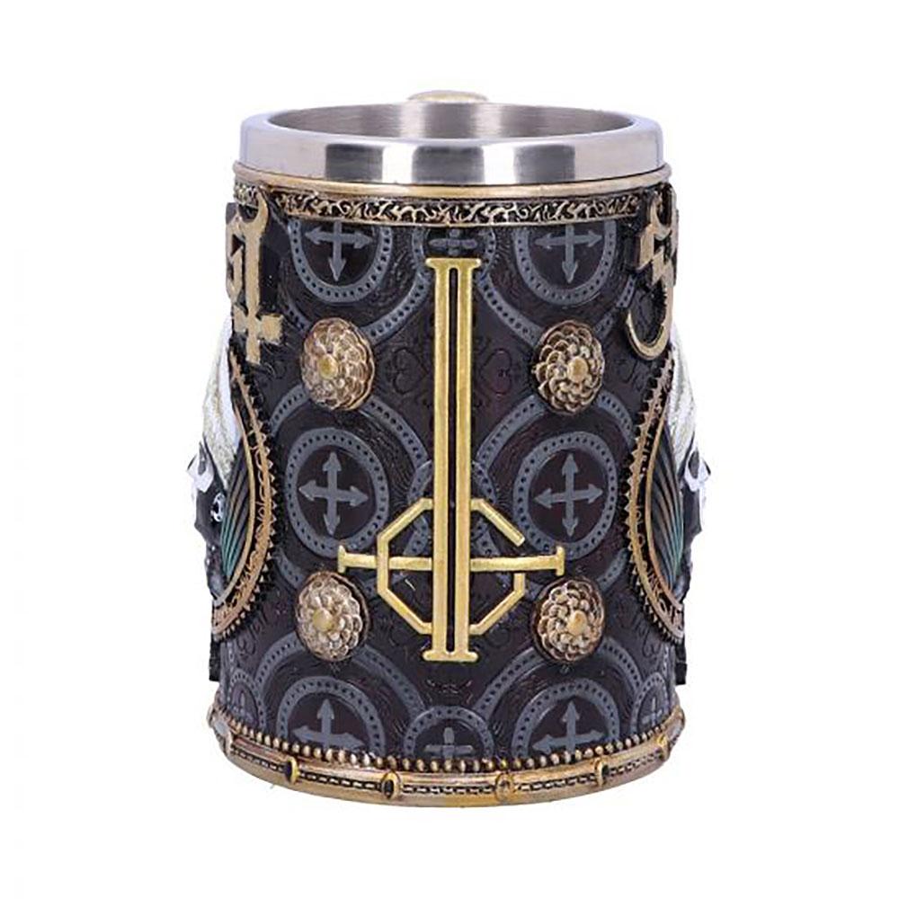 GHOST ゴースト (結成15周年 ) - Papa Emeritus III / TANKARD / 食器・グラス