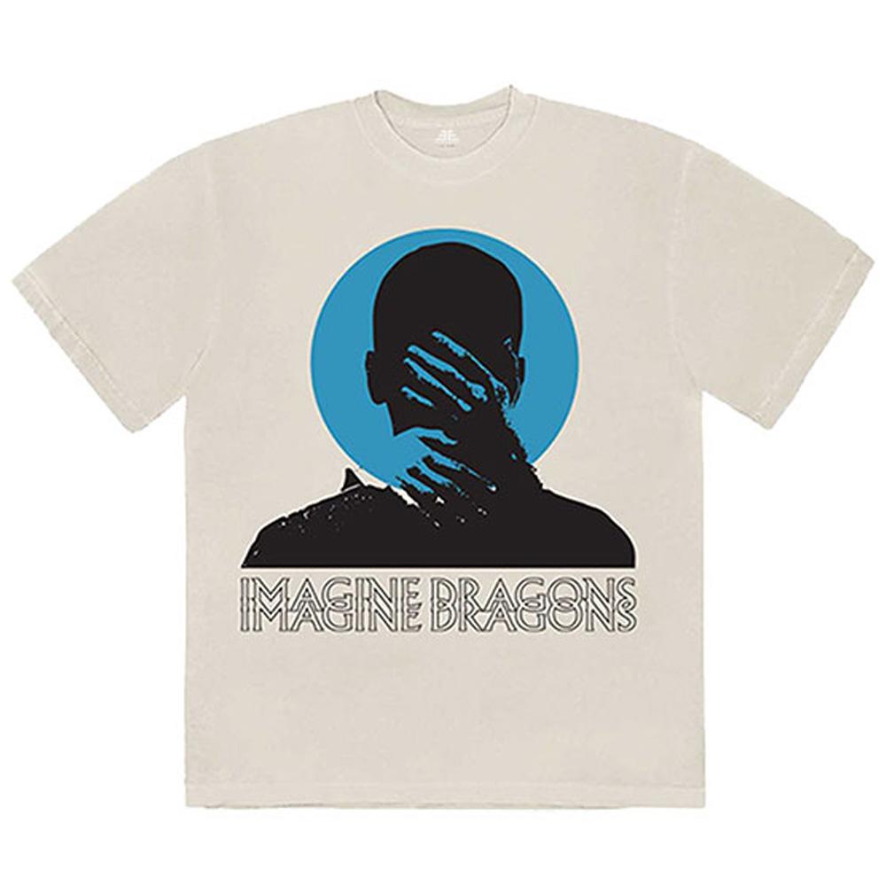 IMAGINE DRAGONS イマジンドラゴンズ (新譜発売 ) - Follow You / バックプリントあり / Tシャツ / メンズ