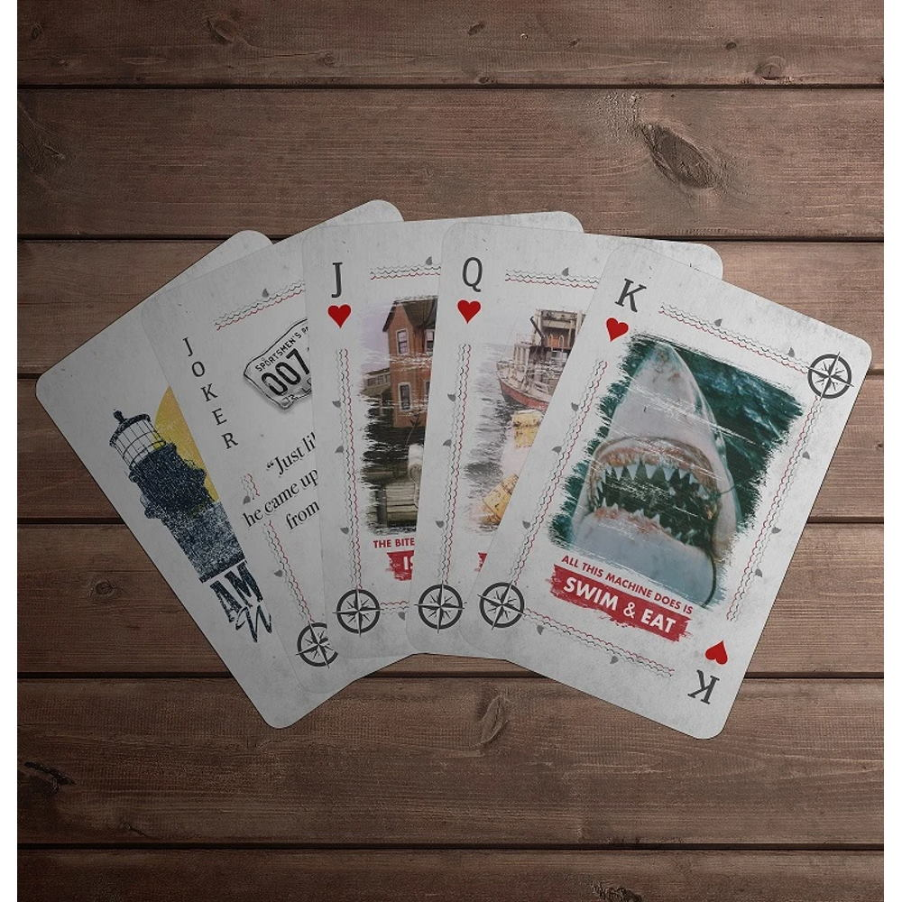 JAWS ジョーズ (公開45周年記念 ) - Playing Cards / トランプ / ホビー雑貨