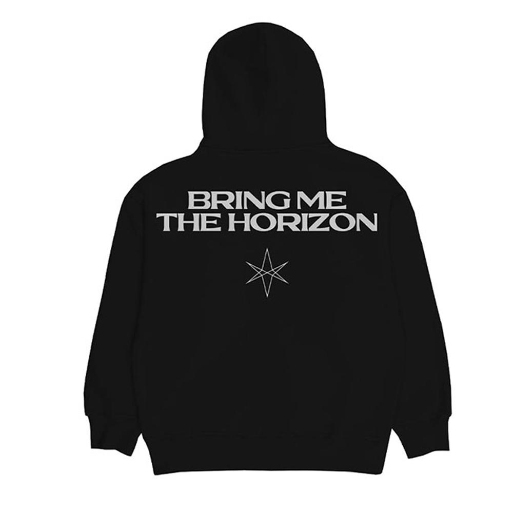 BRING ME THE HORIZON ブリングミーザホライズン (新譜発売記念 ) - Love / バックプリントあり / スウェット・パーカー / メンズ