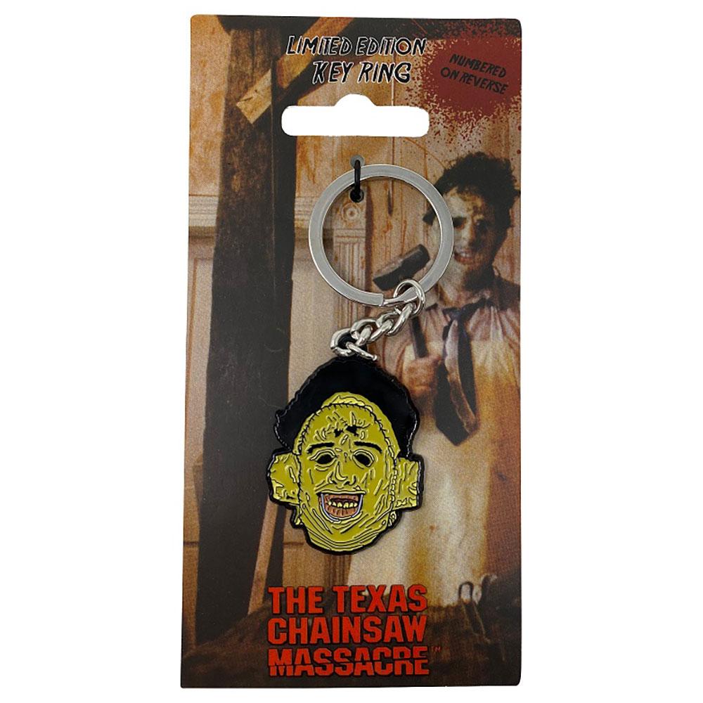 TEXAS CHAINSAW MASSACRE 悪魔のいけにえ (映画公開45周年記念 ) - Limited Edition Key Ring / 世界限定9995個 / キーホルダー