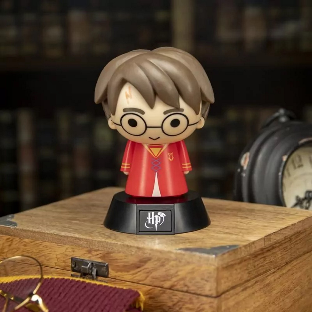 HARRY POTTER ハリーポッター (映画公開20周年 ) - Quidditch Icon Light / インテリア置物