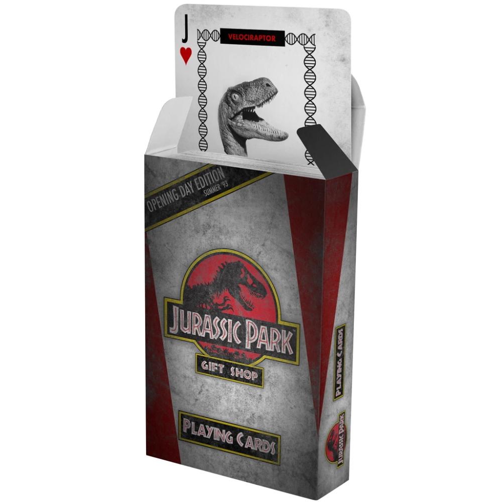 JURASSIC PARK ジュラシックパーク - Playing Cards / トランプ / ホビー雑貨