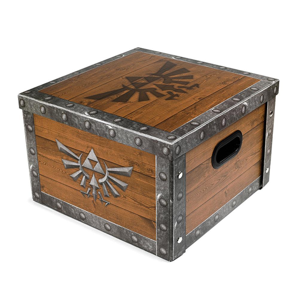 THE LEGEND OF ZELDA ゼルダの伝説 (ゼルダ35周年 ) - Treasure Chest / Storage Boxe / インテリア雑貨