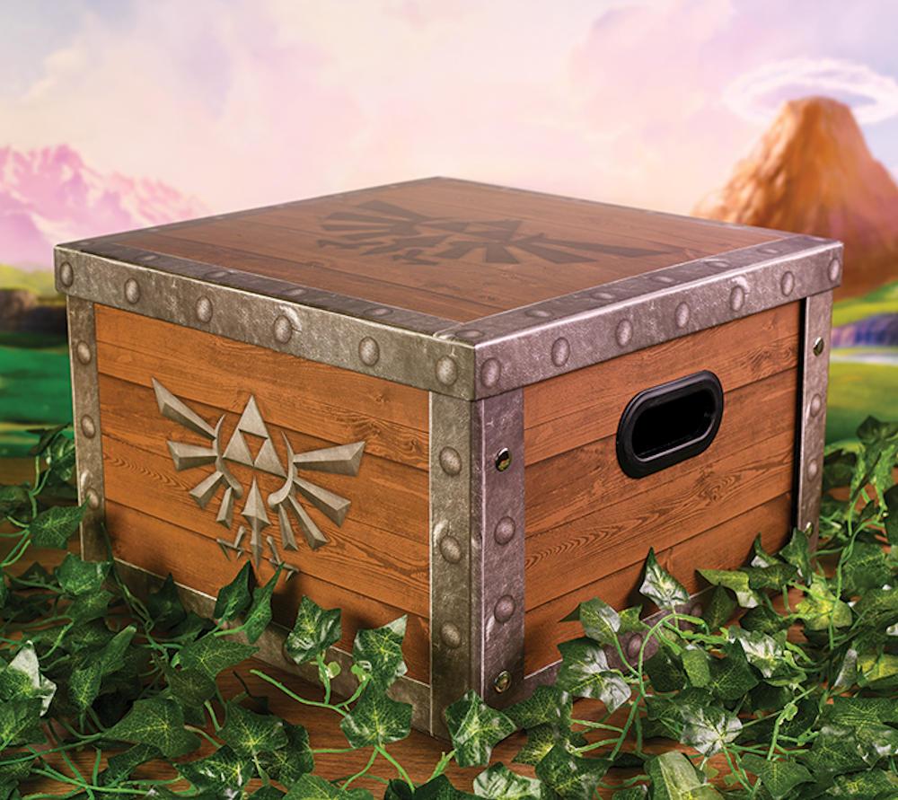 ゼルダの伝説 - (ゼルダ35周年 ) - Treasure Chest / Storage Boxe / 生活雑貨