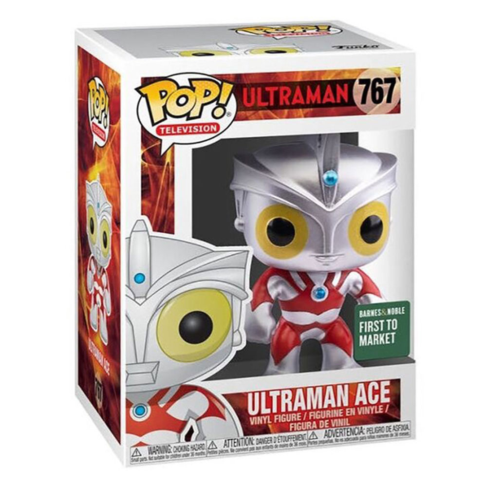 ULTRAMAN ウルトラマン (55周年記念 ) - POP:Ultraman Ace / フィギュア・人形
