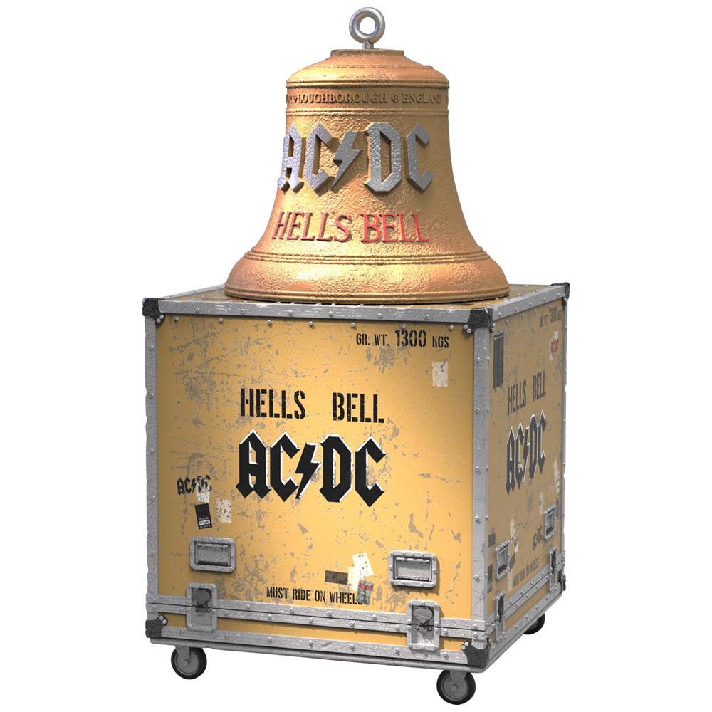 AC/DC エーシーディーシー (初来日40周年 ) - Hell's Bell Rock Iconz  / 世界限定3000体 / インテリア置物