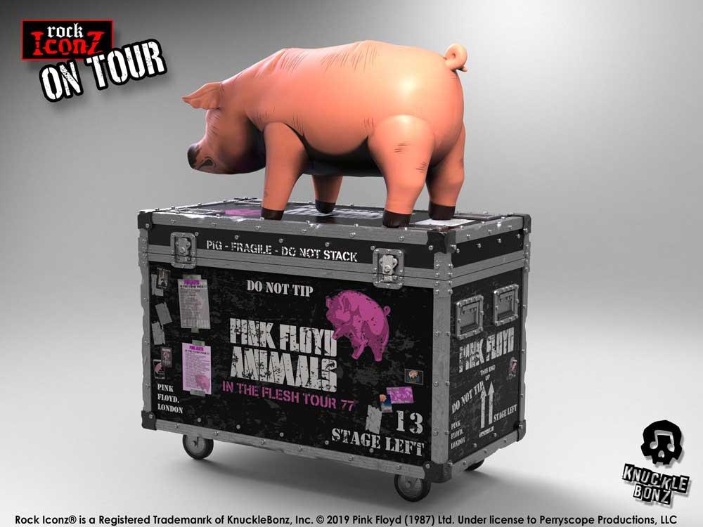 PINK FLOYD ピンクフロイド (Live at Knebworth発売記念 ) - The Pig Rock Iconz / 世界限定3000体 / インテリア置物