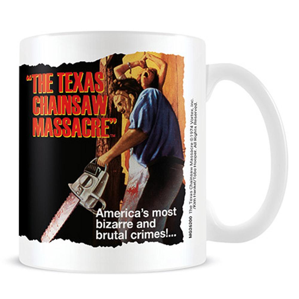 TEXAS CHAINSAW MASSACRE 悪魔のいけにえ - Brutal / マグカップ