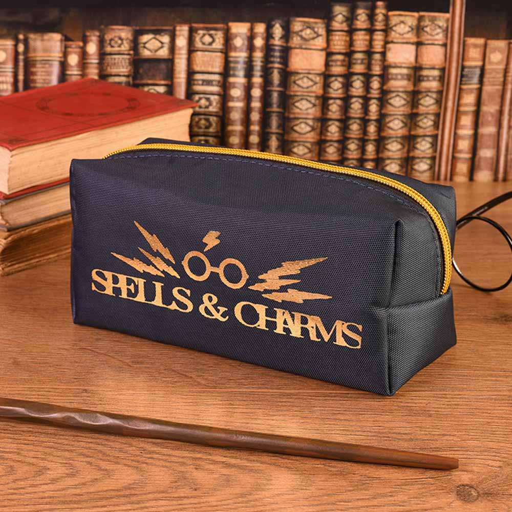 HARRY POTTER ハリーポッター (映画公開20周年 ) - Spells And Charms / Pencil Case / 文房具