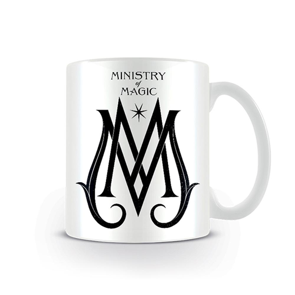 FANTASTIC BEASTS ハリーポッター (映画公開20周年 ) - Ministry of Magic / マグカップ