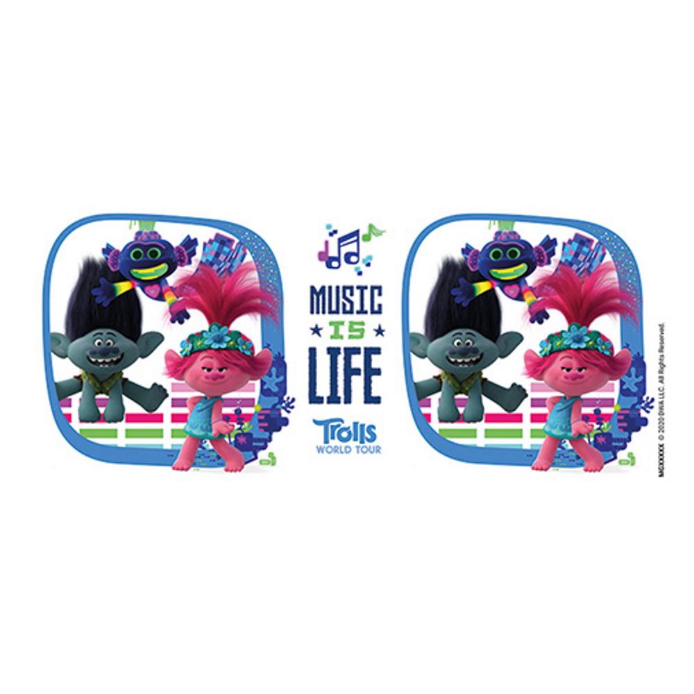TROLLS トロールズ (公開5周年 ) - Music Is Life / トロールズ ミュージック★パワー / マグカップ