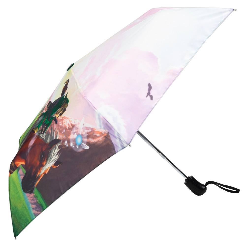 THE LEGEND OF ZELDA ゼルダの伝説 (ゼルダ35周年 ) - Zelda Link Photo Real Art Umbrella / 傘