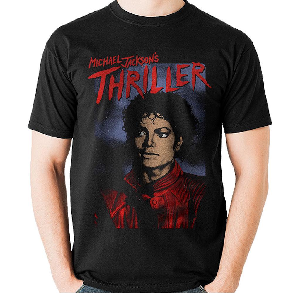 MICHAEL JACKSON マイケルジャクソン - Thiriller / Tシャツ / メンズ