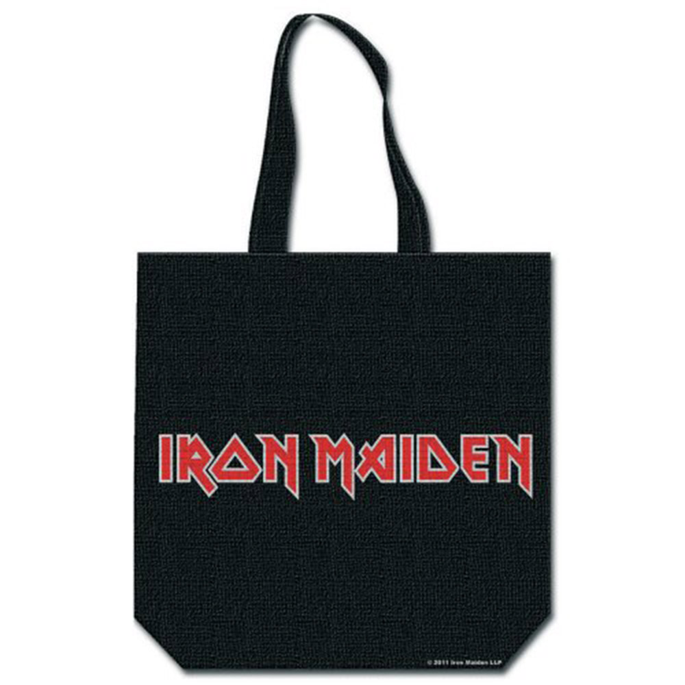 IRON MAIDEN アイアンメイデン (結成45周年 ) - Trooper / トートバッグ