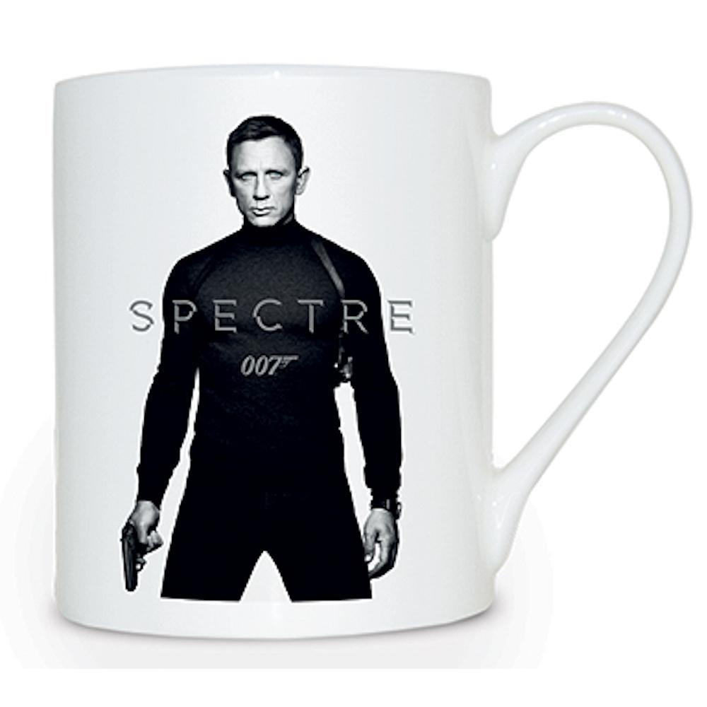 JAMES BOND ジェームズボンド (映画『NO TIME TO DIE』公開記念 ) - Spectre / マグカップ
