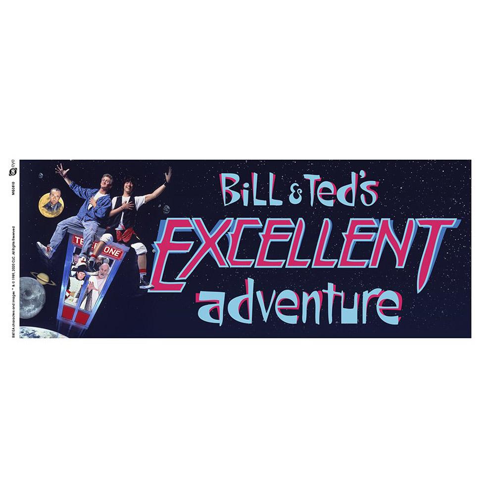 BILL & TED ビルとテッド - EA Key Art / マグカップ