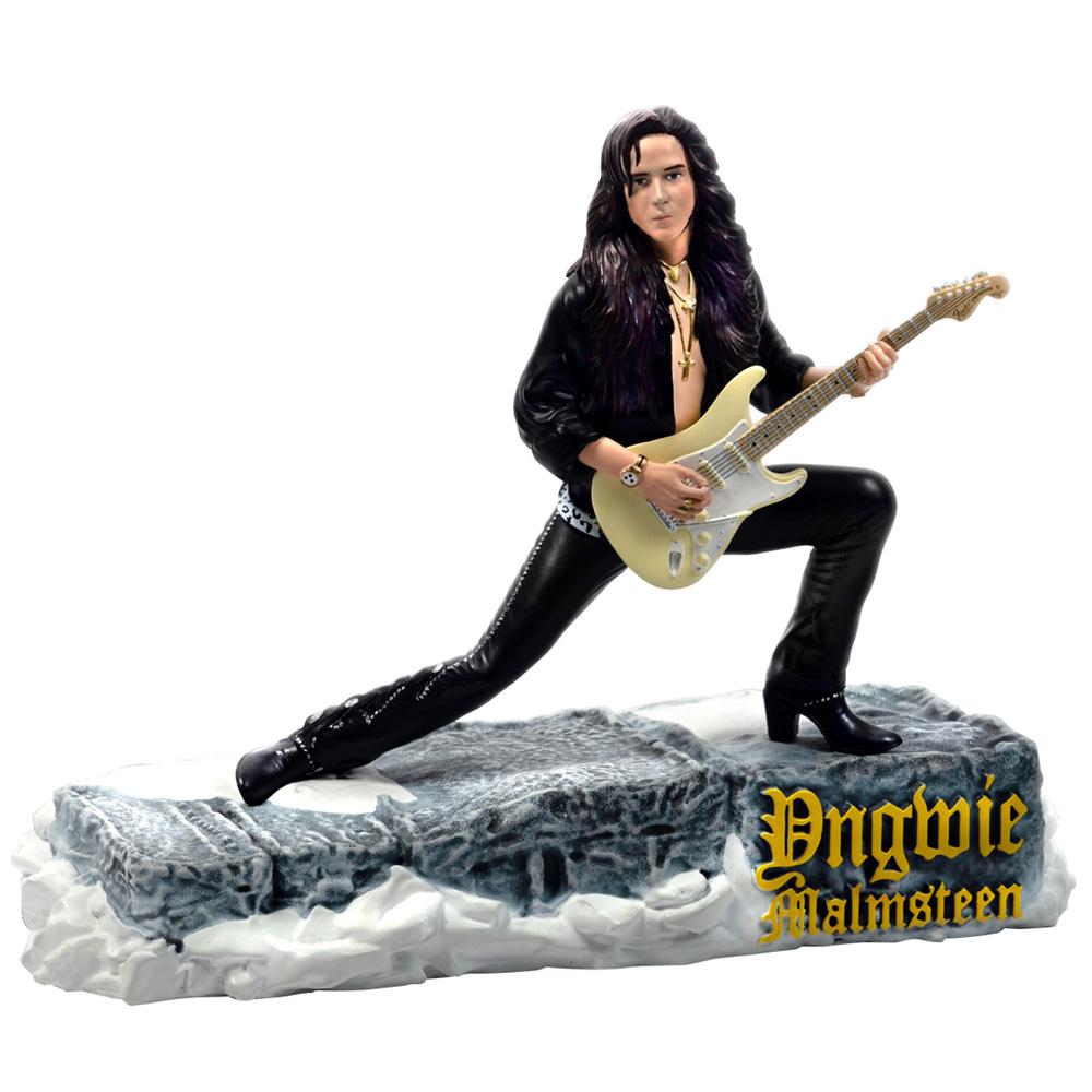 YNGWIE MALMSTEEN イングヴェイマルムスティーン - Rock Iconz Statue / 世界限定3000体 / スタチュー