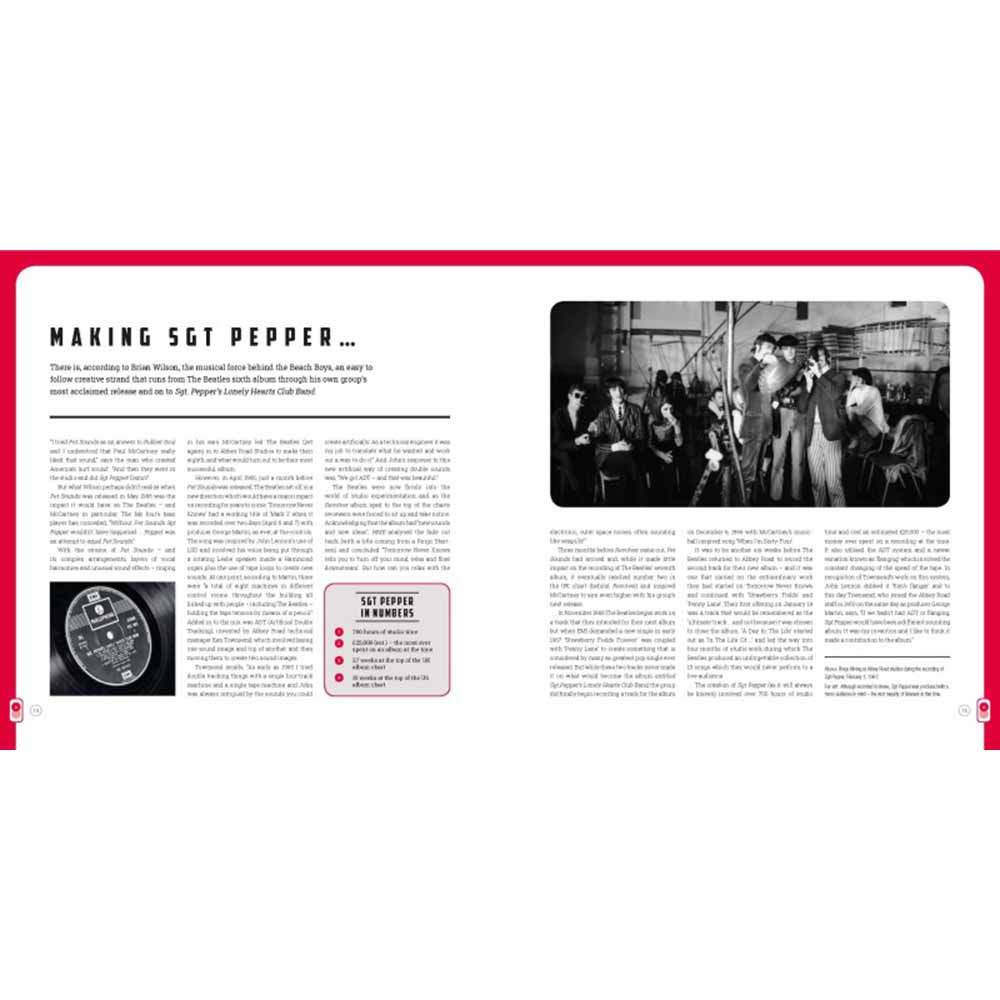 BEATLES ビートルズ (LET IT BE 50周年記念 ) - SGT: THE BEATLES AND THE WORLD IN 1967 / 雑誌・書籍