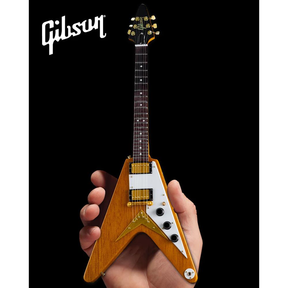 GIBSON ギブソン - 1958 Korina Flying V / ミニチュア楽器