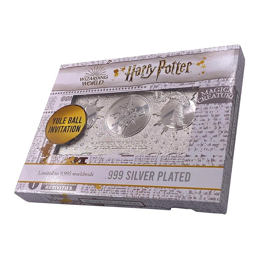 【予約商品】 HARRY POTTER ハリーポッター (映画公開20周年 ) - Yule Ball invitation limited edition / 世界限定9995枚 / インテリア置物