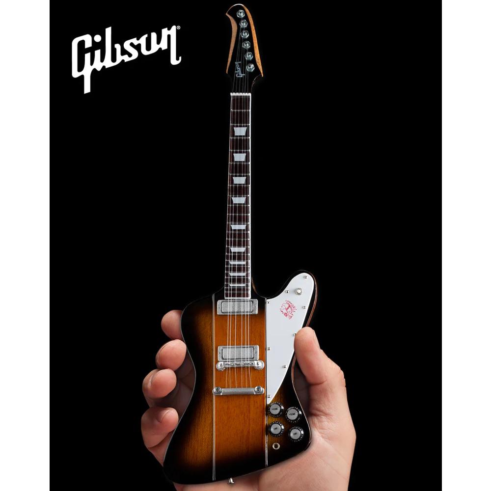 GIBSON ギブソン - Firebird V Vintage Sunburst / ミニチュア楽器