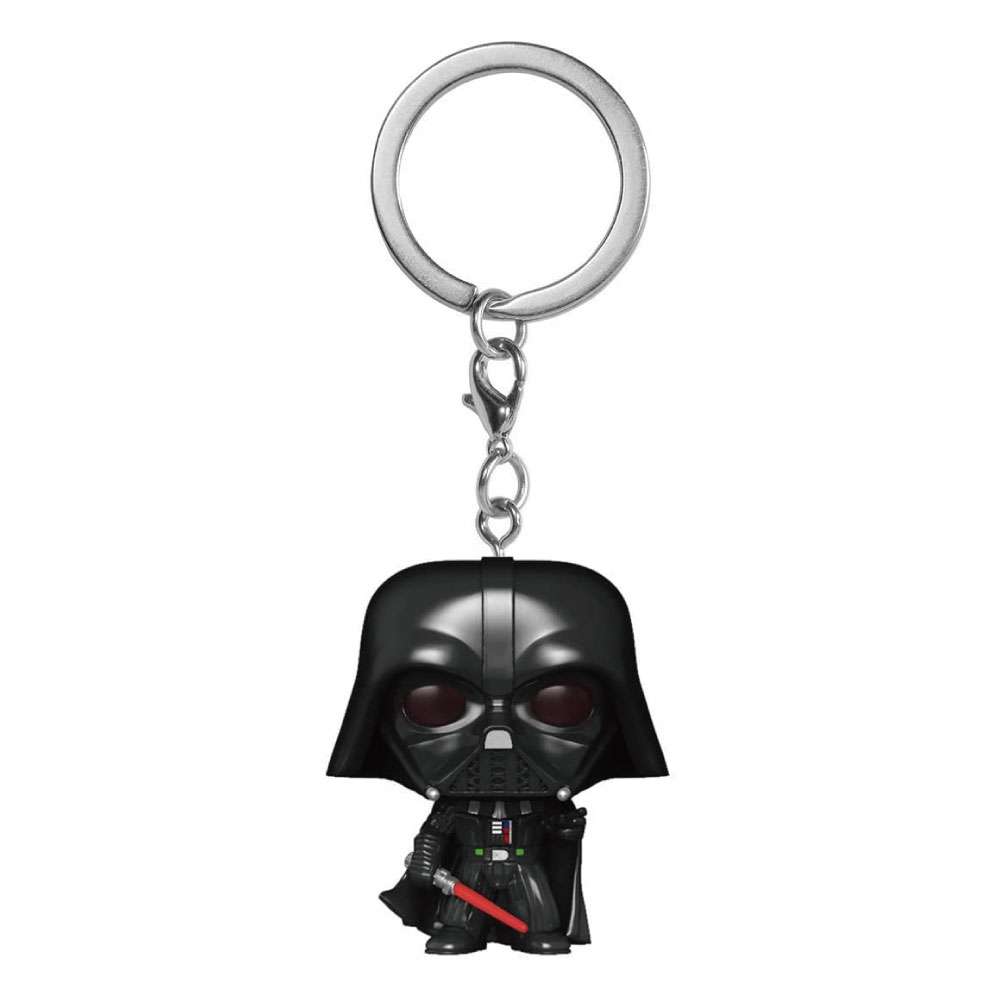 STAR WARS スターウォーズ - POP Keychain:Darth Vader / キーホルダー