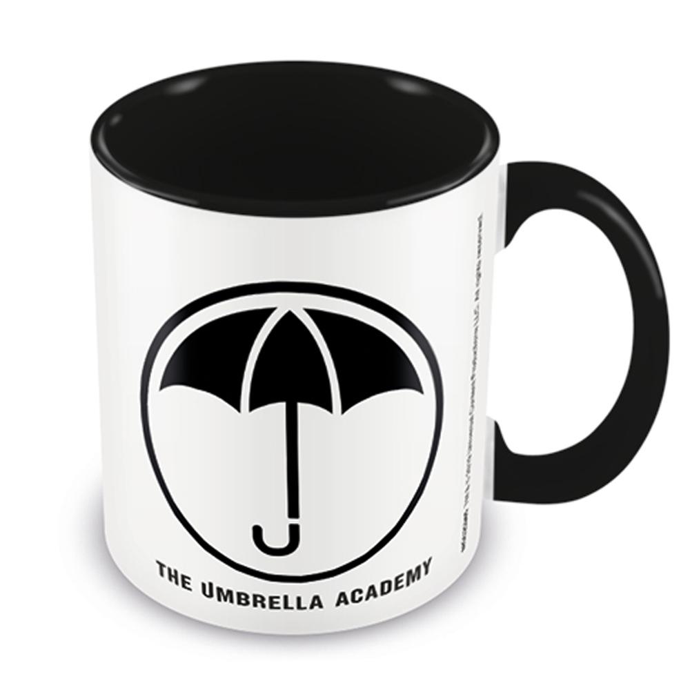 UMBRELLA ACADEMY アンブレラアカデミー - Logo / Black / マグカップ