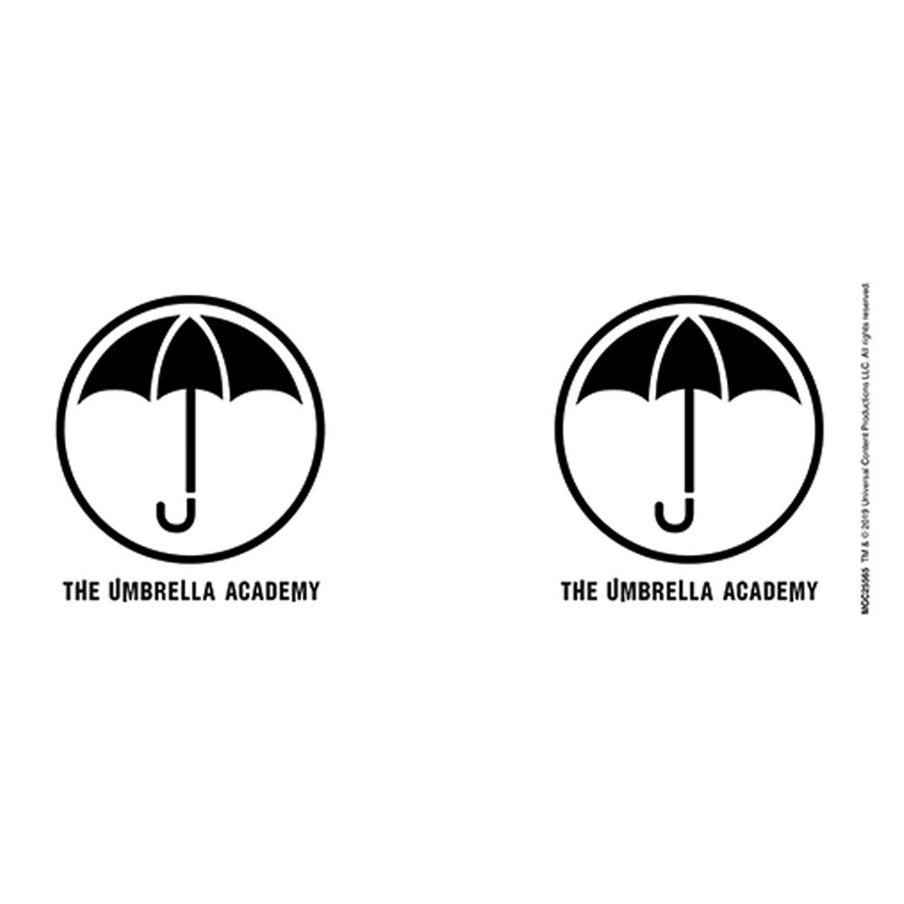 UMBRELLA ACADEMY アンブレラアカデミー (シーズン2放送 ) - Logo / Black / マグカップ