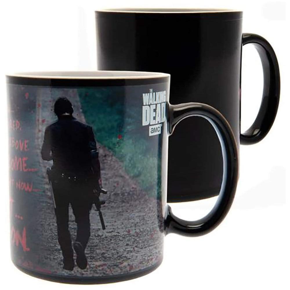 WALKING DEAD ウォーキングデッド - QUOTE / マジック・マグカップ / マグカップ