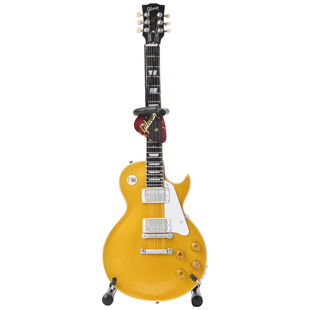 GIBSON ギブソン - 1957 Les Paul Gold Top / ミニチュア楽器