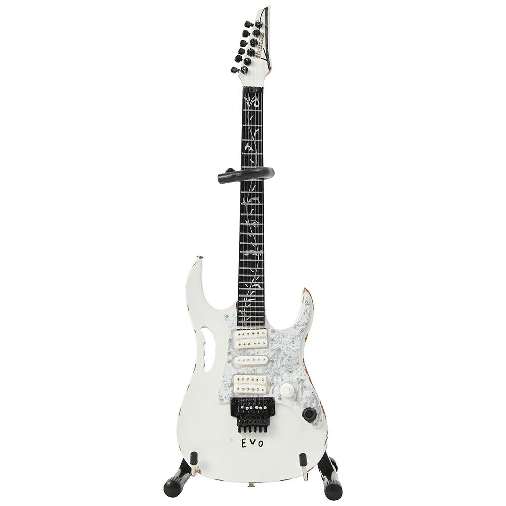 STEVE VAI スティーヴ・ヴァイ - Vintage Ibanez JEM EVO / ミニチュア楽器