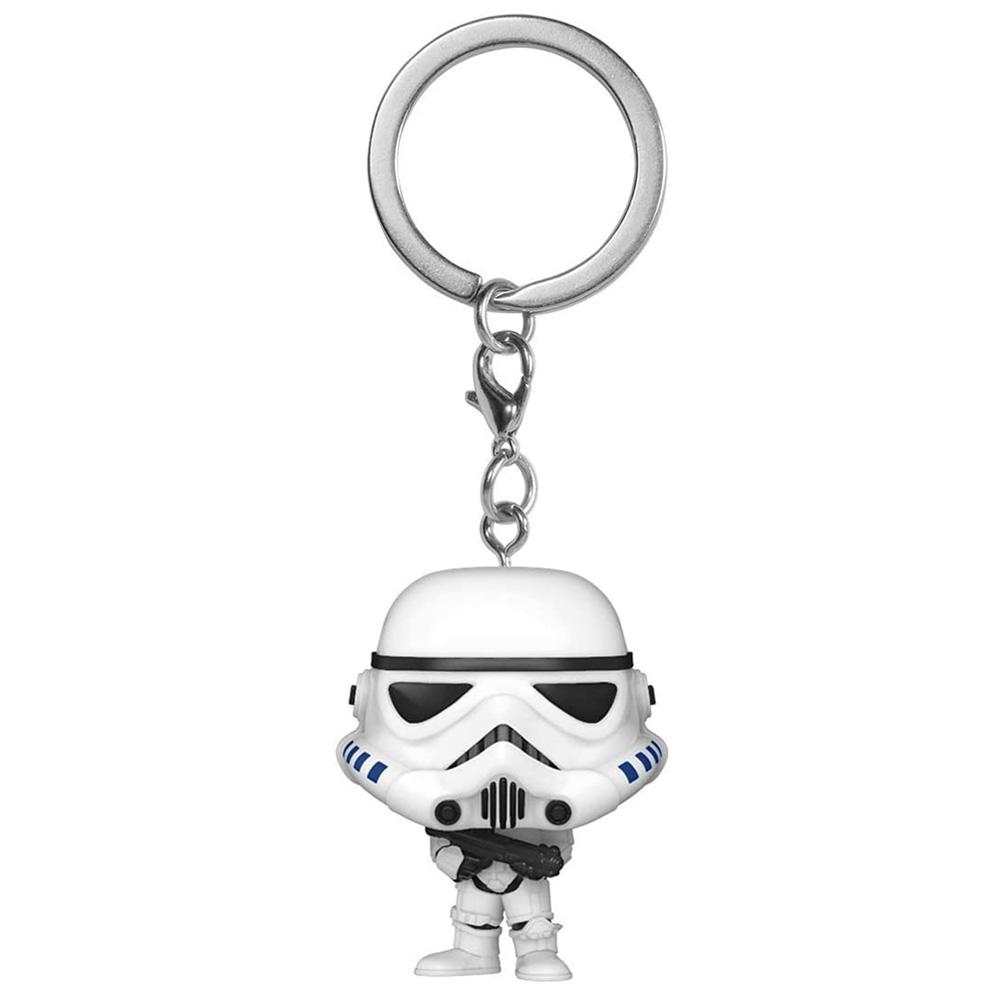 【予約商品】 STAR WARS スターウォーズ - POP Keychain:Stormtrooper / キーホルダー