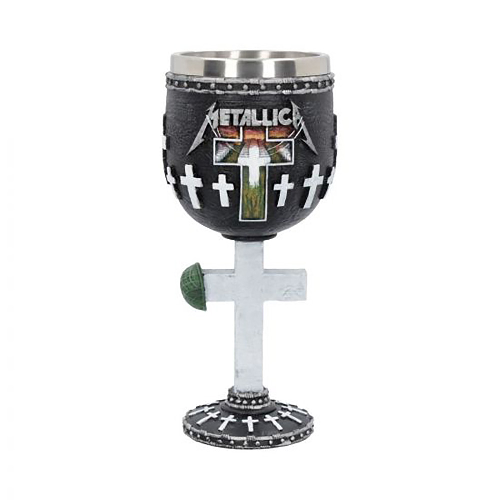 METALLICA メタリカ (結成40周年 ) - Master of Puppets / GOBLET / 食器・グラス