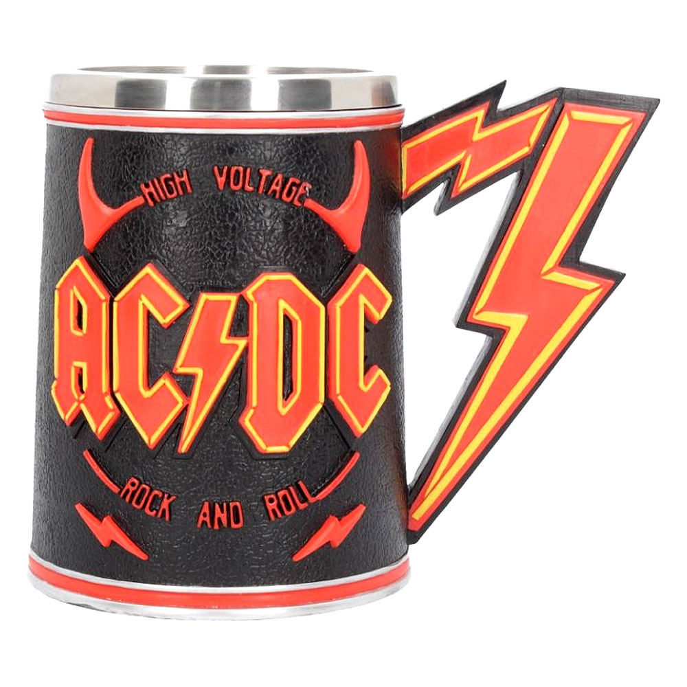AC/DC エーシーディーシー (初来日40周年 ) - High Voltage Rock and Roll / TANKARD / 食器・グラス