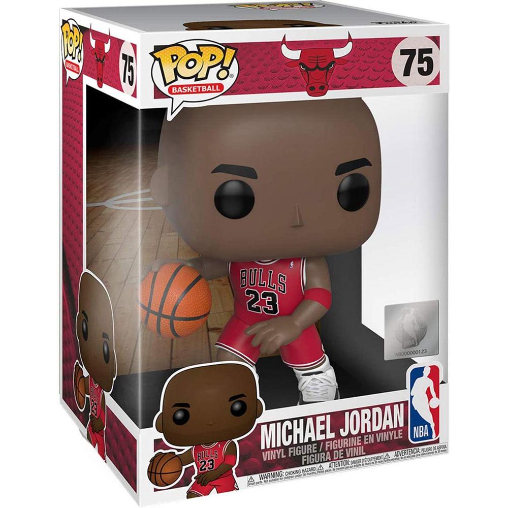 CHICAGO BULLS(NBA) シカゴブルズ - POP NBA:Michael Jordan (Red Jersey) / フィギュア・人形
