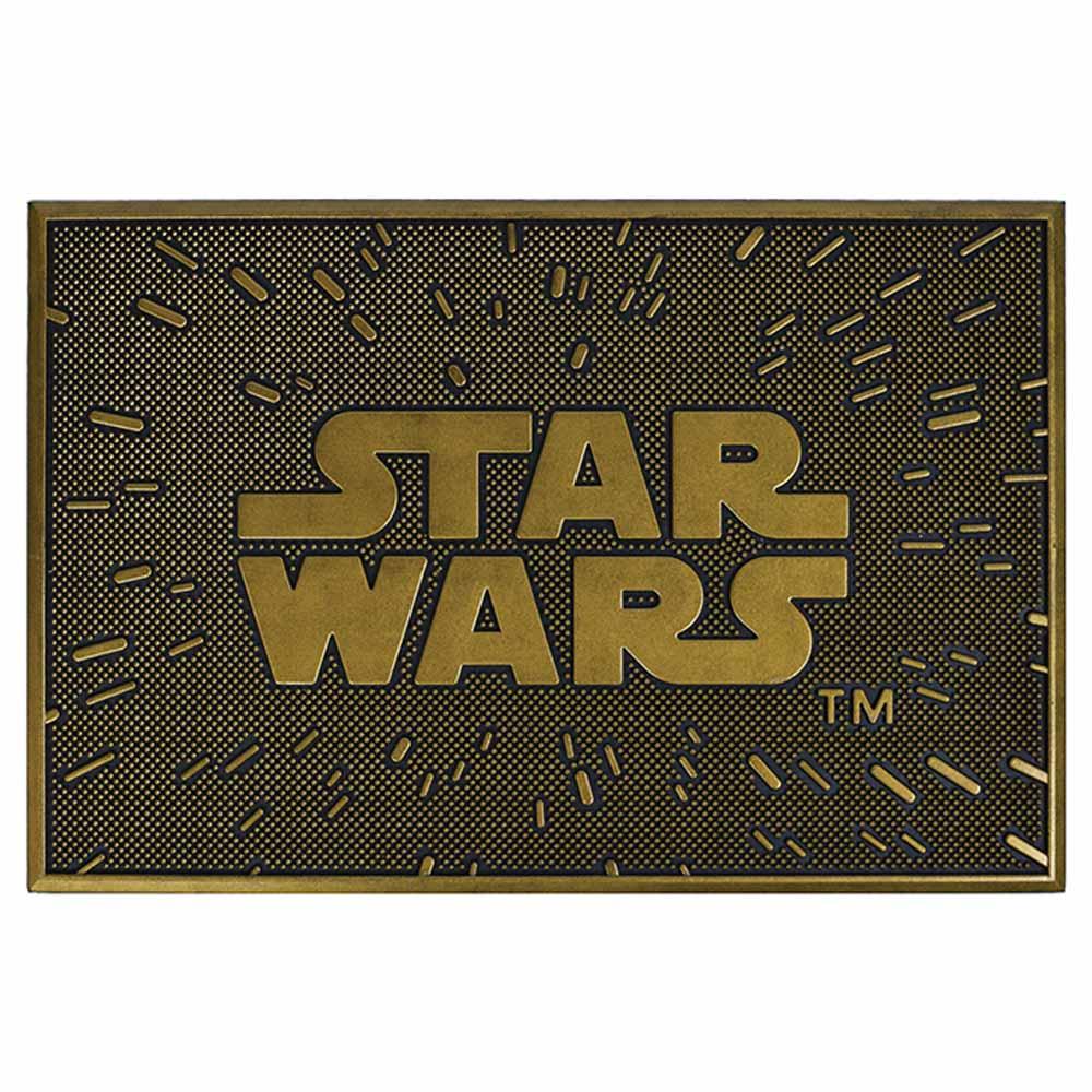 STAR WARS スターウォーズ - Logo / ドアマット / インテリア雑貨