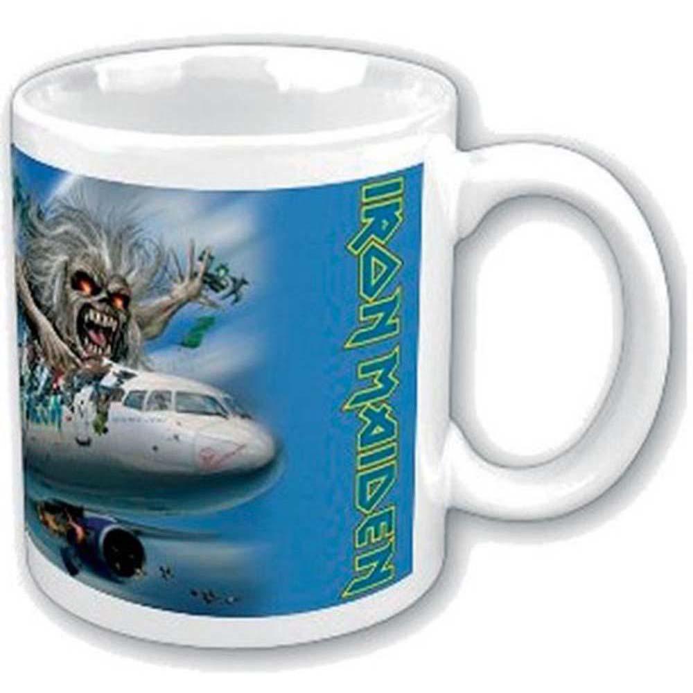 IRON MAIDEN アイアンメイデン - FLIGHT 666 / マグカップ