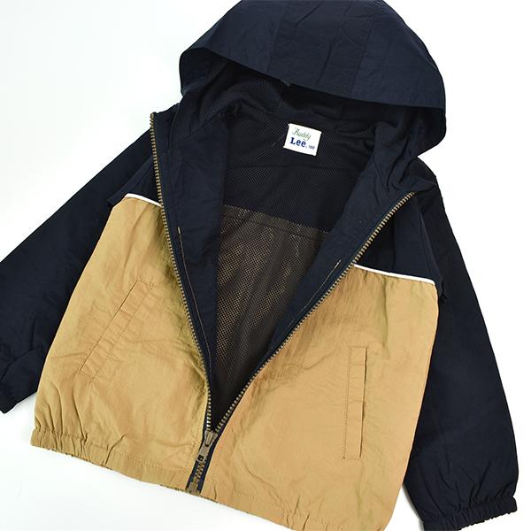 キッズ BuddyLee きりかえジャケット バディーリー ジャンパー ウィンドブレーカー 男の子 女の子 100 110 120