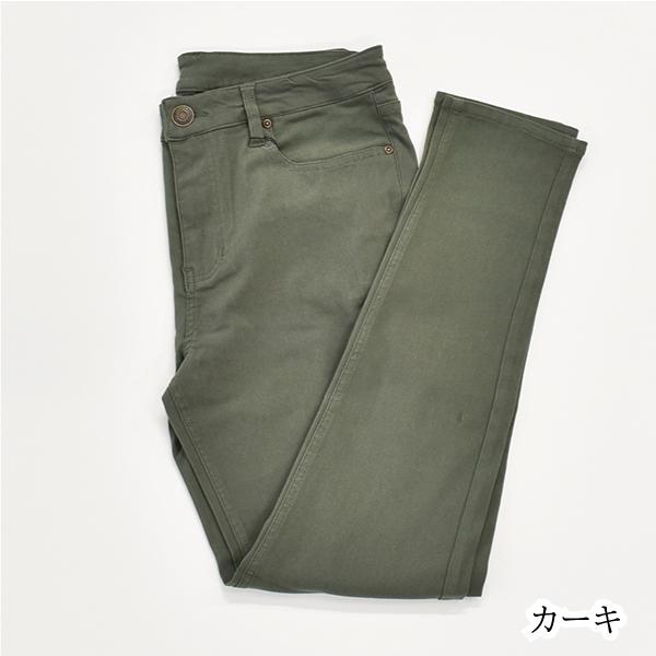 レディース スーパーストレッチ ツイルスキニーパンツ 婦人 伸縮 伸びる 美脚 カジュアル スリム 快適
