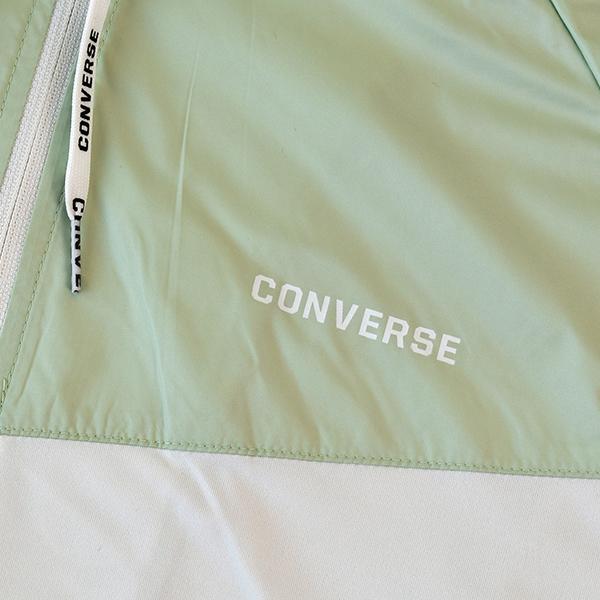 レディース コンバース ハイブリッドパーカー 婦人 CONVERSE マウンテンパーカー ウィンドブレーカー UV カジュアル アウトドア