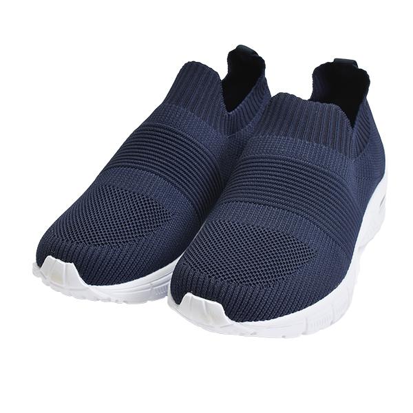 レディース PHCollection ニットソックススニーカー まるで靴下のような履き心地 ニット スニーカー 履きやすい 伸縮性 軽量 エアクッションソール プチプラ