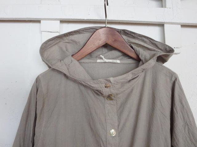 C/Lワッシャーフードジャケット 751037