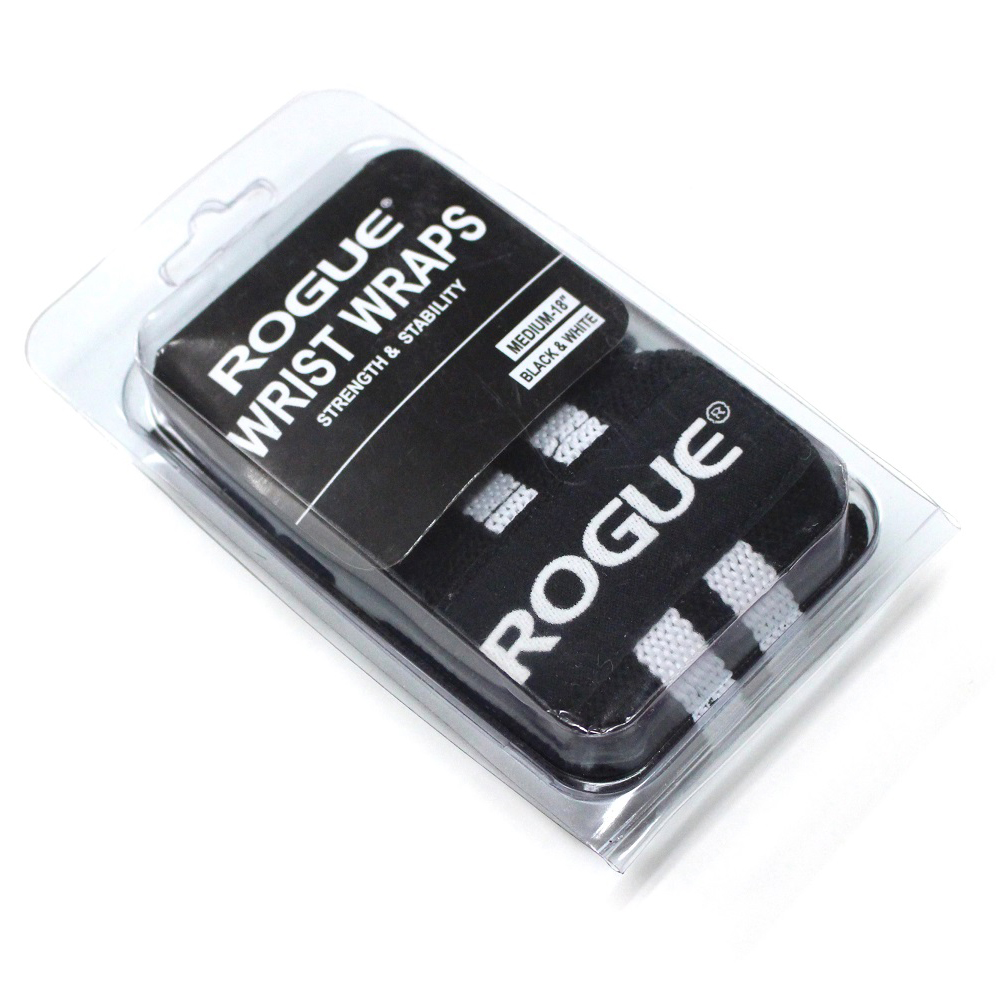 ROGUE リストラップ【ROGUE Wrist Wraps】 ワークアウト時の手首の不安を解消!