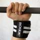 ROGUE リストラップ【ROGUE Wrist Wraps】 ブラック&ホワイト スポーツジムで目立つ存在に!