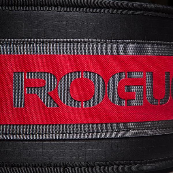 ROGUE ナイロン製リフティングベルト【ROGUE Nylon Lifting Belt】 ワークアウト時の腰の不安を解消!